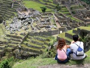 Il Machu Pichu, una delle mete preferite