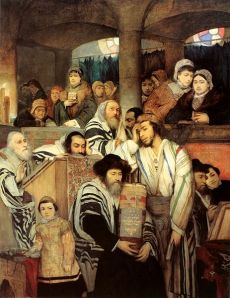 463px-Gottlieb-Jews_Praying_in_the_Synagogue_on_Yom_Kippur[1]