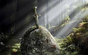 La spada nella roccia